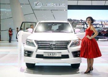 Lexus 5 năm liên tiếp dẫn đầu độ tin cậy tại Mỹ