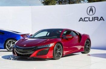 Đã có thể đặt mua siêu xe Acura NSX với giá 157.800 USD