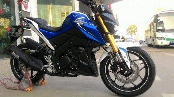 Yamaha MT-15 xuất hiện tại Hà Nội, giá bán hơn 100 triệu