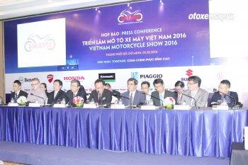 Honda và Yamaha sẽ tung những mẫu xe ấn tượng nhất tại Triển lãm Mô tô Xe máy Việt Nam