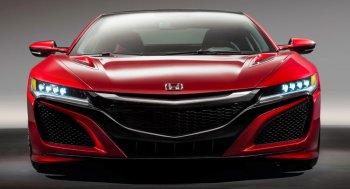 Honda công bố giá bán NSX mới tại châu Âu