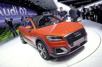 SUV Q2 – thành viên mới trong gia đình Audi Q