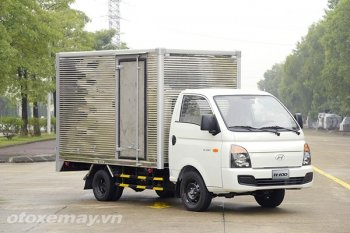 Hyundai Thành Công sản xuất xe tải nhẹ