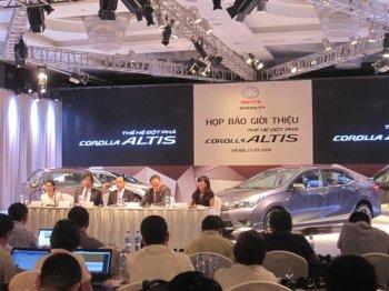 Lượng tiêu thụ ngành ôtô năm 2014 có thể đạt 145.000 xe