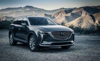 Mazda CX-9 2016: Mẫu crossover tiết kiệm nhiên liệu nhất
