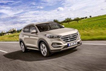 Hyundai Tucson 2016 tiết kiệm nhiên liệu hơn với động cơ mới