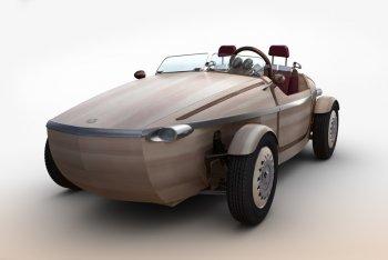 """Toyota đem """"thuyền bốn bánh"""" đến Tuần lễ thiết kế Milan"""