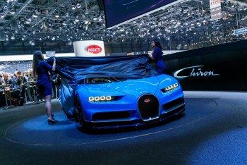 """Siêu xe """"làm loạn"""" Geneva Motor Show 2016"""
