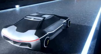 Goodyear giới thiệu lốp xe xoay 360 độ