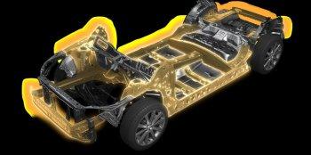 Subaru phát triển nền tảng mô-đun mới hiệu quả và nhẹ hơn