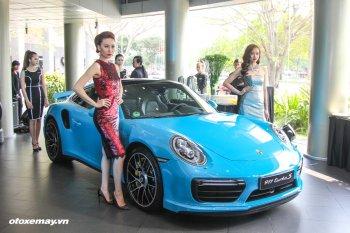 Porsche 911 thế hệ mới có giá từ 6,7 tỷ đồng chính thức ra mắt thị trường Việt