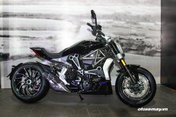 """XDiavel – chiếc cruiser thuần chủng đầu tiên của Ducati """"đặt chân"""" tới Việt Nam"""
