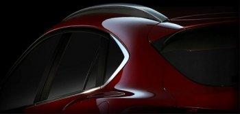 Mazda CX-4 nhá hàng trước thềm triển lãm Bắc Kinh