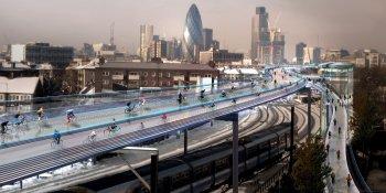 1 tỷ USD để xây đường cao tốc cho xe đạp