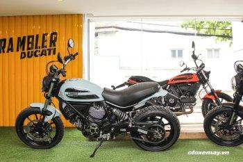 Ducati Sixty2 tại Việt Nam có giá 12.600 USD