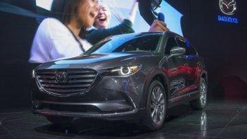 Mazda CX-9 thế hệ mới nhích giá