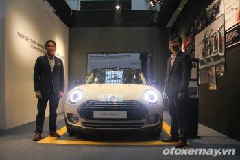 MINI ra mắt mẫu xe cỡ lớn Clubman giá gần 2 tỷ