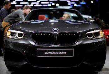 BMW bi quan về thị trường xe Mỹ