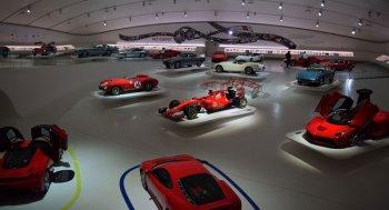 Xem bảo tàng Ferrari khủng nhất thế giới