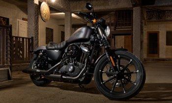 Đi tìm vua xe độ Harley-Davidson với chiếc Sportster Iron 883