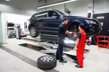 Chuyên gia Audi AG hướng dẫn tài xế Việt chăm sóc xe và lái xe