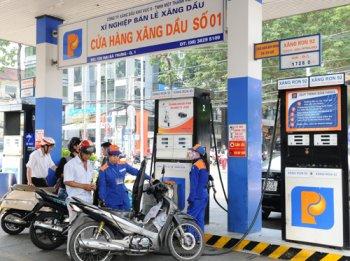 Giá xăng tăng 670 đồng/lít từ chiều nay