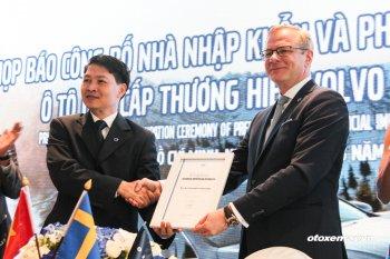 Volvo chính thức có mặt tại Việt Nam