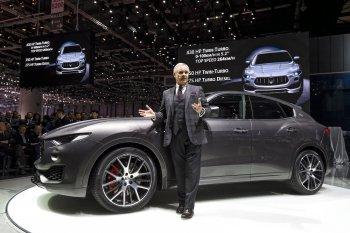 Levante – SUV đầu tiên của Maserati sắp về Việt Nam