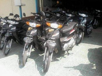 Xuất hiện loạt xe Honda Dream 125 2016 tại Việt Nam