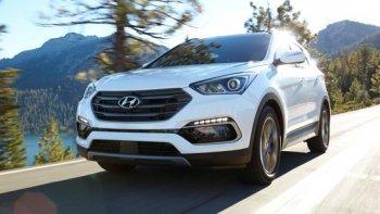 Hyundai Santa Fe Sport thế hệ mới dính lỗi dây an toàn
