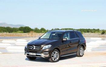 Mercedes-Benz GLE 400 Exclusive 2016 tại Việt Nam – sức mạnh từ vẻ ngoài sang trọng