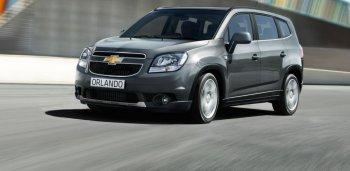 Hơn 200 xe Chevrolet Orlando bị triệu hồi tại Việt Nam