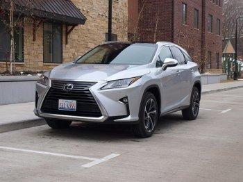 Lexus đã sẵn sàng cho mẫu crossover 7 chỗ
