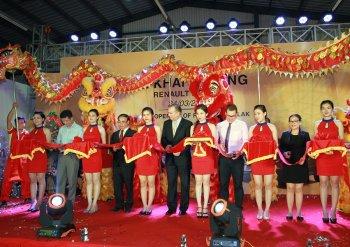 Renault mở đại lý 3S tại Đắk Lắk