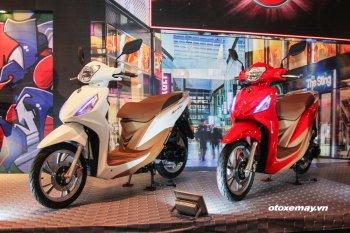 SYM Shark Mini 125 chính thức ra mắt thị trường Việt