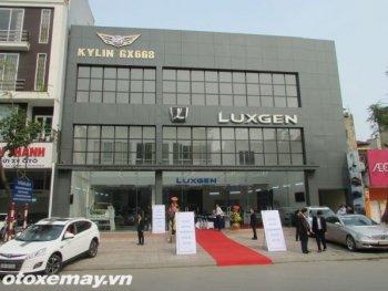 Khai trương đại lý Luxgen đầu tiên tại Hà Nội