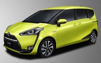 Xem trước Toyota Sienta 2016 cho thị trường ASEAN sắp ra mắt