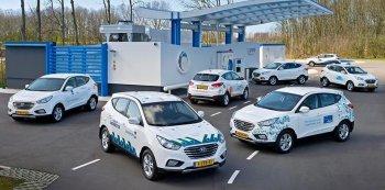 """Xe pin nhiên liệu có thể thành """"nhà máy điện"""""""