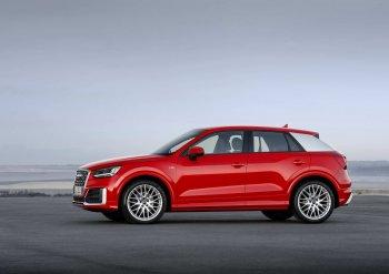 Audi tung video quảng cáo về Q2 hoàn toàn mới