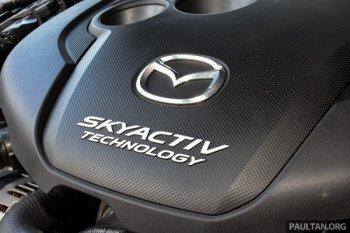 Mazda ưu tiên công nghệ SkyActiv, thờ ơ với xe điện