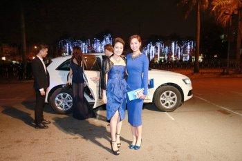 Audi Việt Nam đồng hành cùng show thời trang