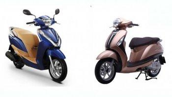 Hơn 95.000 xe ga Yamaha Grande bị triệu hồi vì lỗi bình xăng