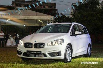 Ra mắt BMW 7 chỗ đầu tiên tại Việt Nam