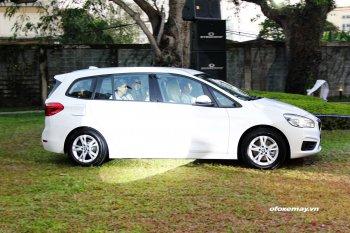 BMW 7 chỗ tại Việt Nam có tính năng cao cấp như Series 7