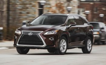 Xe Crossover giúp Lexus tiếp tục thăng hoa