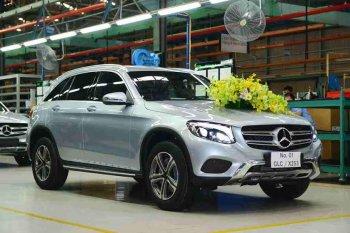"""Mercedes-Benz GLC """"made in Việt Nam"""" đầu tiên đã xuất xưởng"""