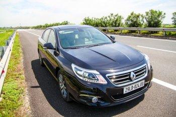 Renault tặng quà cho khách mua xe Latitude