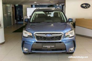 Chi tiết Subaru Forester 2.0XT chuẩn bị ra mắt tại Việt Nam