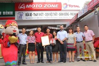 Khai trương dịch vụ chăm sóc xe chuyên nghiệp tại Sài Gòn