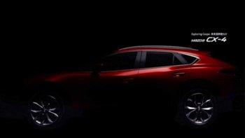 Mazda tiếp tục gây kích thích với loạt ảnh mới của CX-4